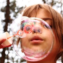 Wunder Seifenblasen