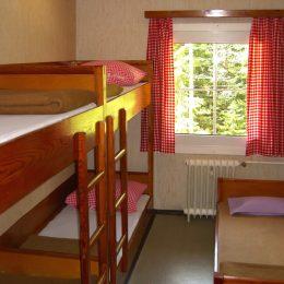 Mehrbettzimmer - ideal für Familien