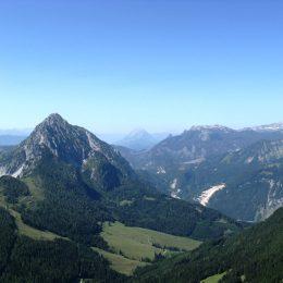 Panorama am Gr. Pyhrgas