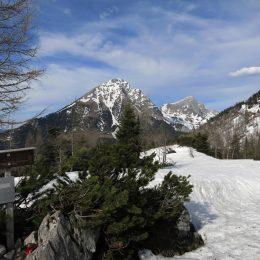 Winterwandund zum Kleinen Bosruck